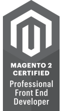 Magento Certified M2 Professional Frontend Developer