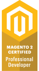 Magento Certified M2 Professional Developer
